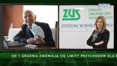 Od grudnia limity dorabiania do emerytur i rent znowu do góry [VIDEO]