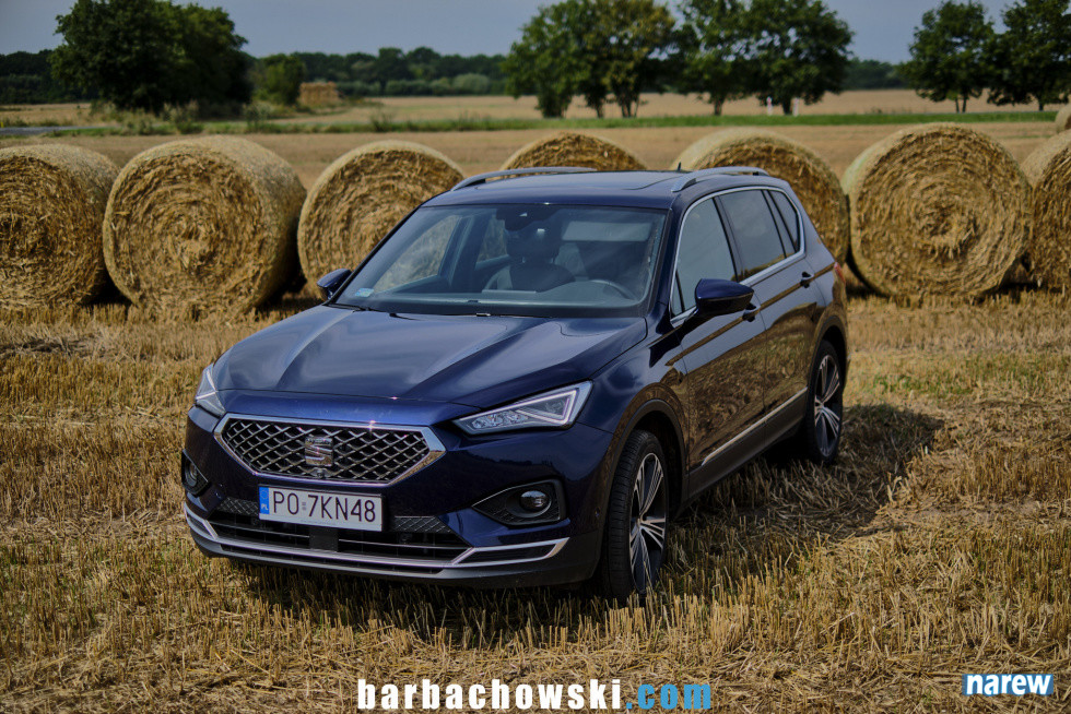 Seat Tarraco - 2.0 TSI DSG 4Drive [VIDEO i FOTO]